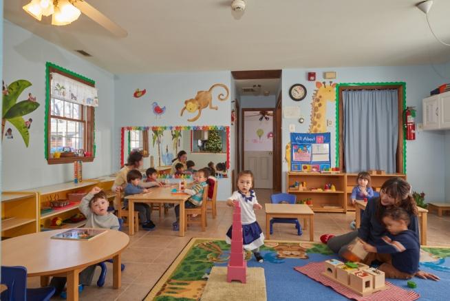 Montessori Toddler/ Junior